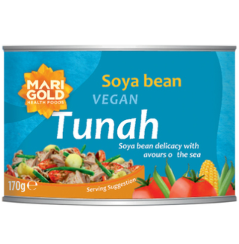 Marigold Vegan Tunah In Oil 170g